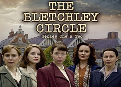 The Bletchley Circle DVD Cover