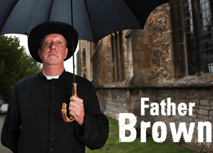 Father Brown British TV Series Actor