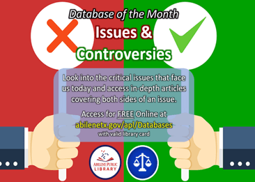 Issues and Controversies News