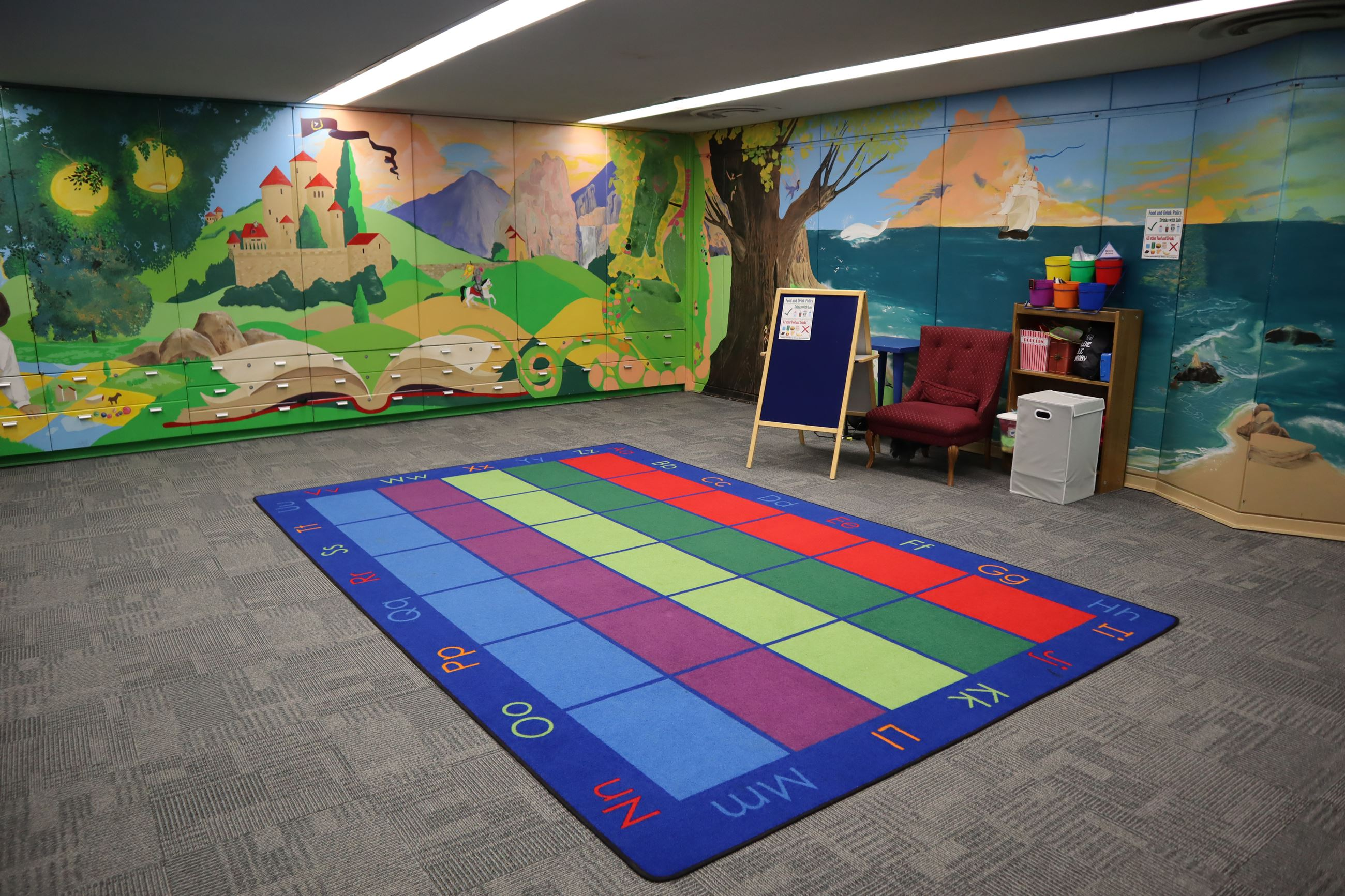 Childrens Story Room
