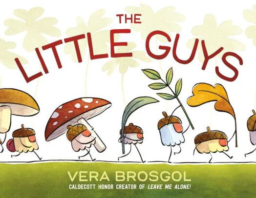 The Little Guys Book Cover