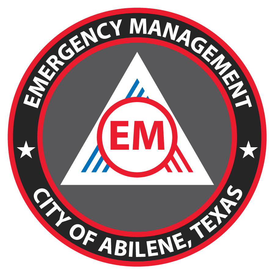 City of Abilene Office of Emergency Management Logo