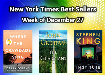 Bestsellers Dec 27 Infographic