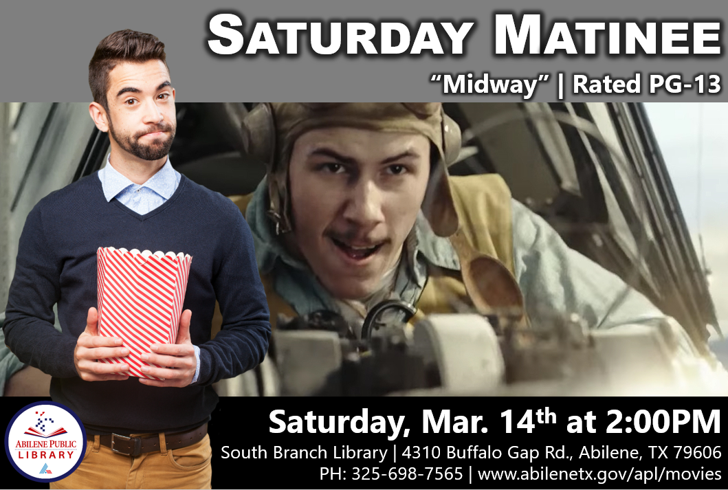 03-14 Saturday Matinee - Midway