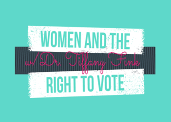 Women and the Right to Vote Title Card