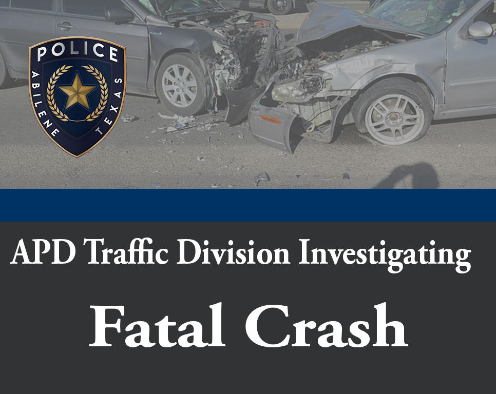 Fatal Crash Web News Flash