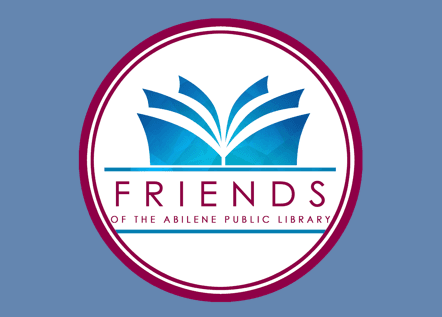 Friends of the Library Logo