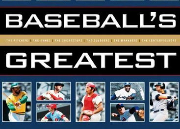 Baseballs Greatest News Flash Cover
