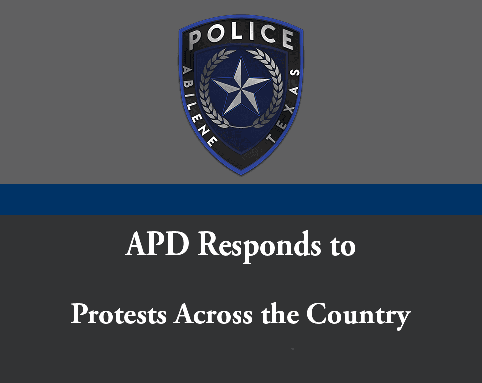 APD Responds to Protests