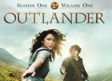 Outlander DVD Cover
