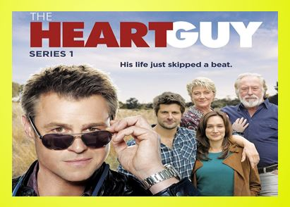 Heart Guy DVD Cover