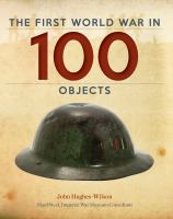 Objects of WWI