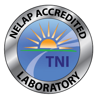 National Environmental Laboratory Accreditation Program Accredited Laboratory