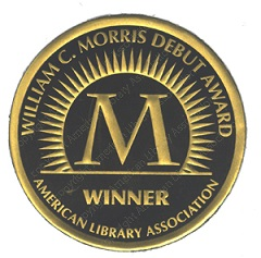 William C. Morris Debut Award Seal
