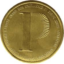 Printz Award Seal