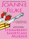 Strawberry Shortcake Murder Book Cover