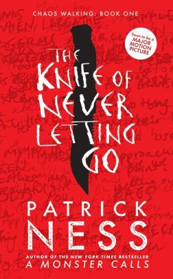 Knife of Never Letting Go Book Cover