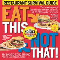 Restaurant Survival Guide Book Cover
