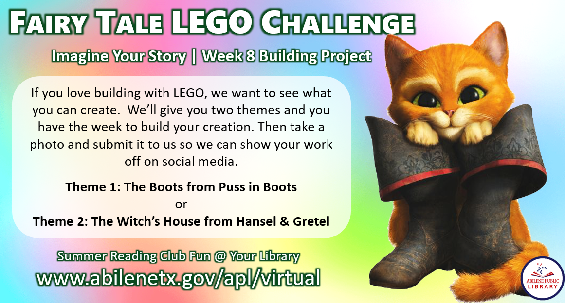 Post LEGO Week 8 Infographic