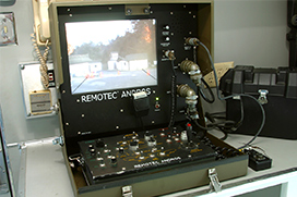 Bomb Squad Computer System